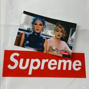 Supreme | Nan Golden Sticker